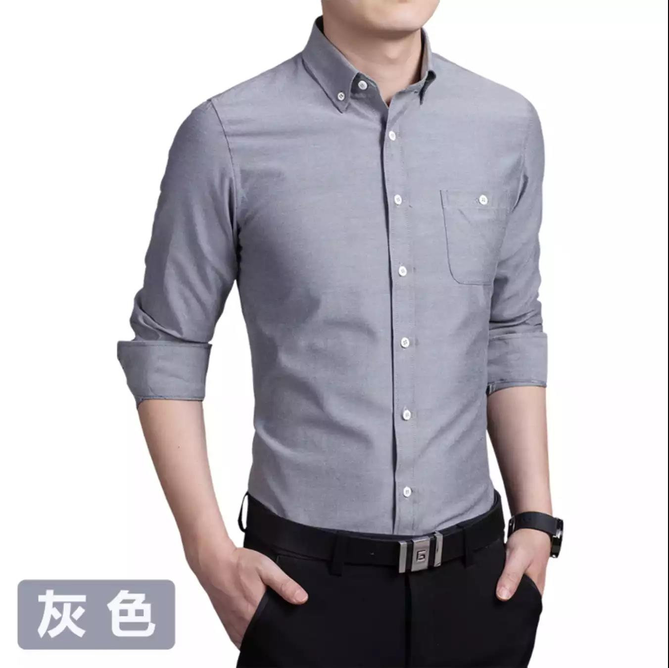 公司万博体育manbetx官网网页版高档衬衫品牌加工商务款